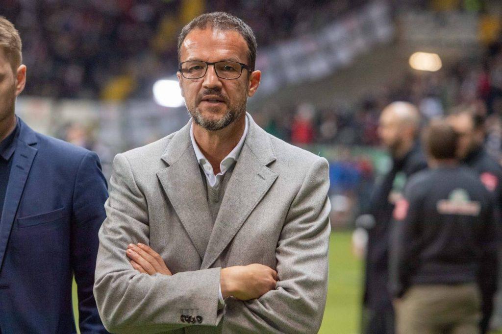 Fredi Bobic, Eintracht Frankfurt