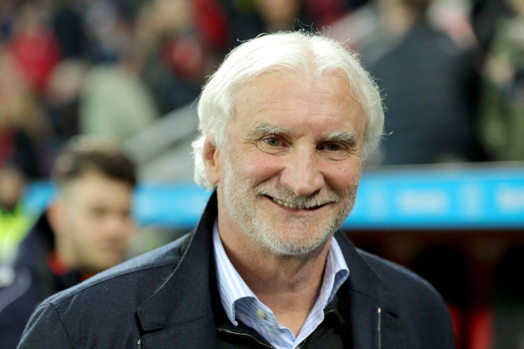 Rudi Völler, Bayer Leverkusen