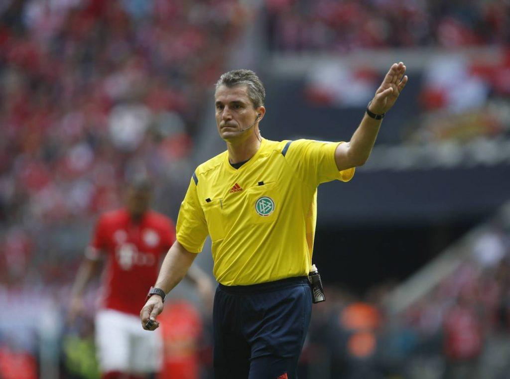 Schiedsrichter Knut Kircher