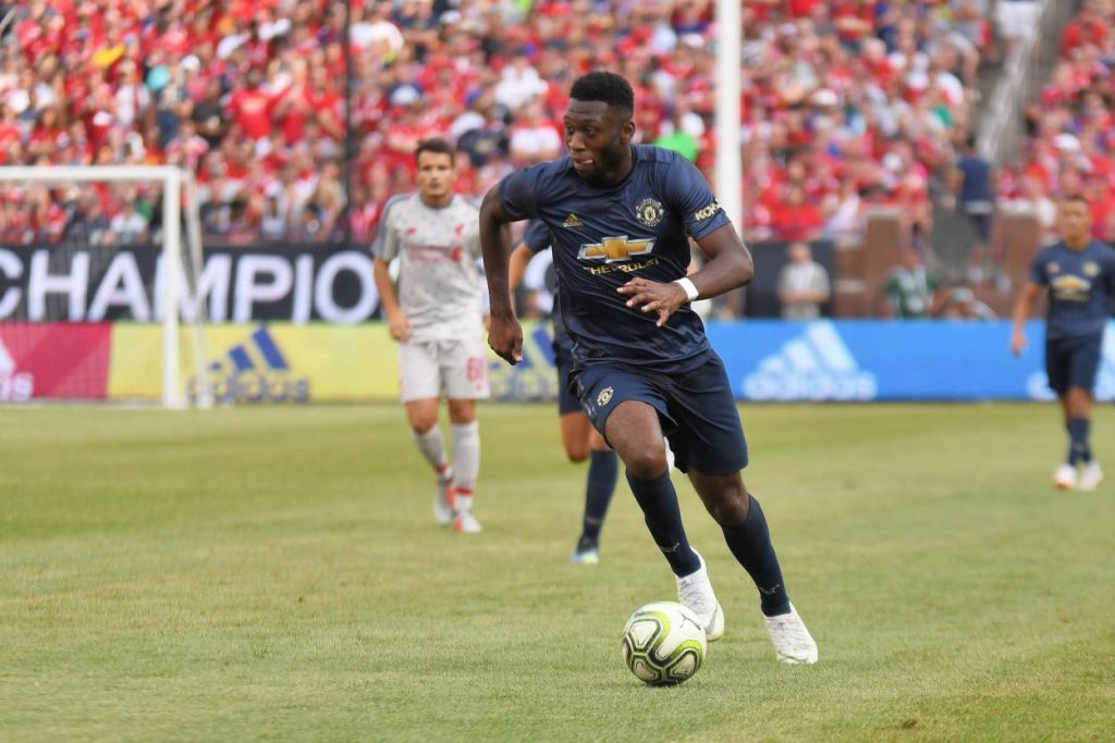 Man United make decision on youngster Timothy Fosu-Mensah's future