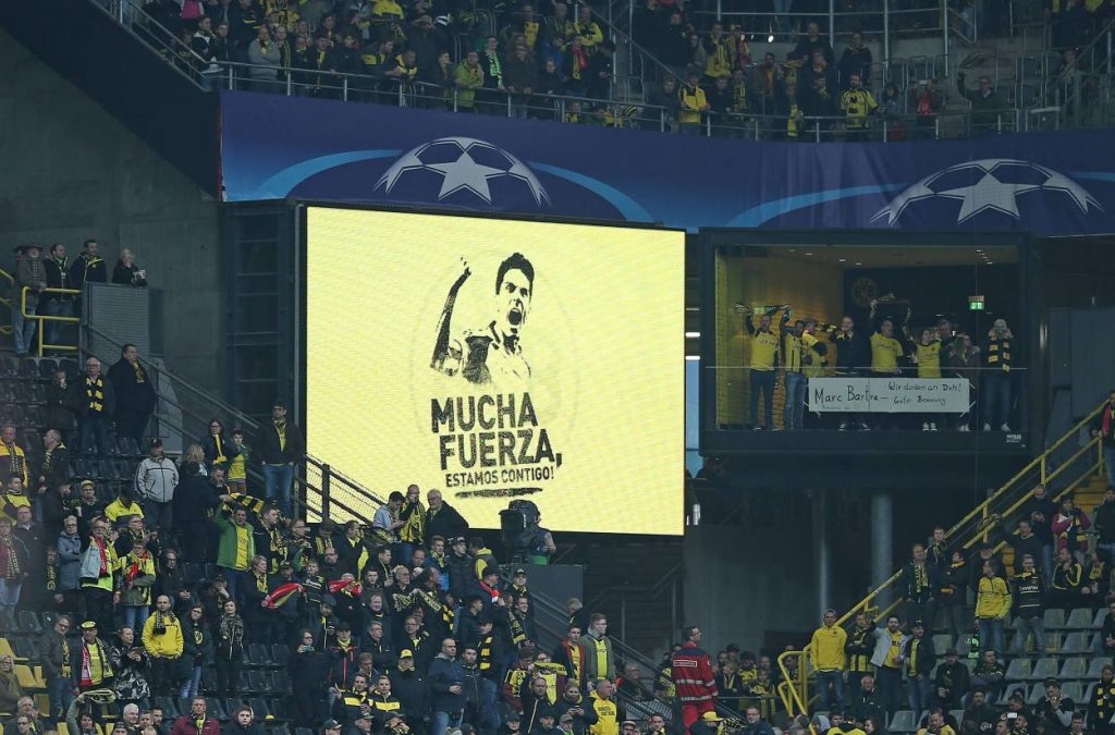 Dortmund, Marc Bartra