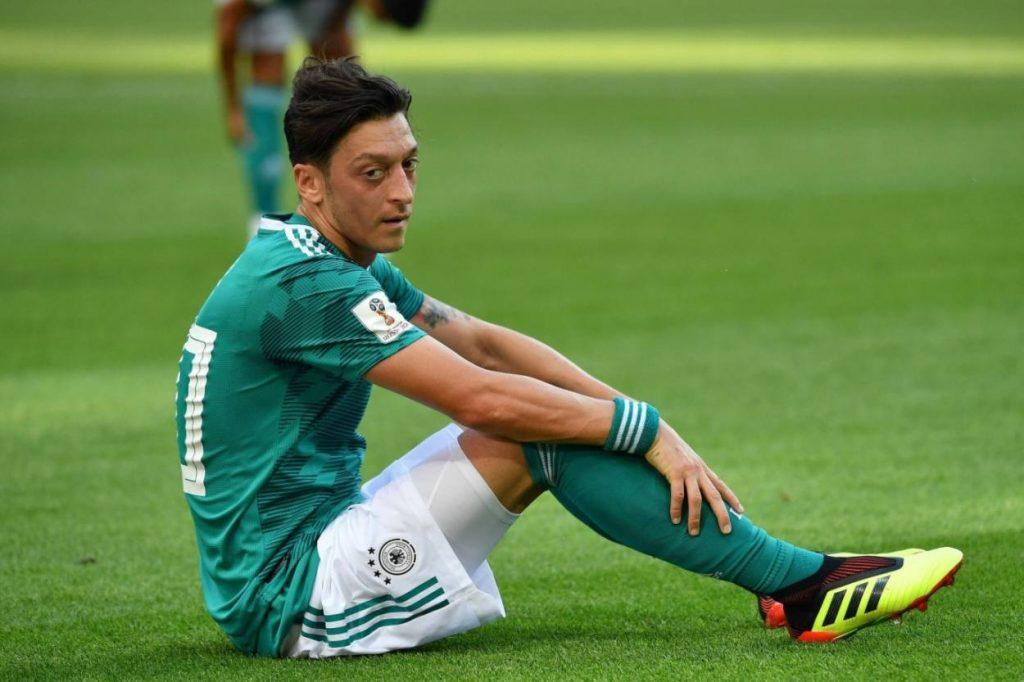 Mesut Özil schwankte in der deutschen Fußball-Nationalmannschaft zwischen Lust und Frust.