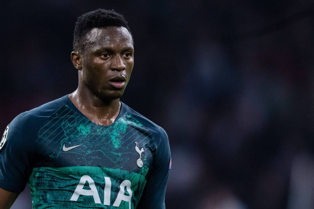 Wanyama played a key role in helping Spurs secure a spot for the UCL final
