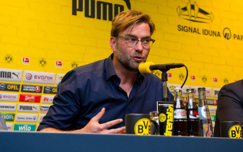 Jürgen Klopp, BVB