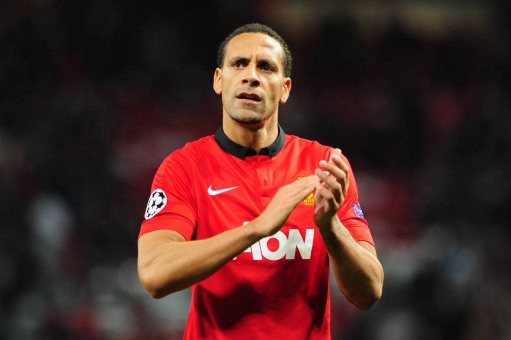 Rio Ferdinand had offers to join Barcelona