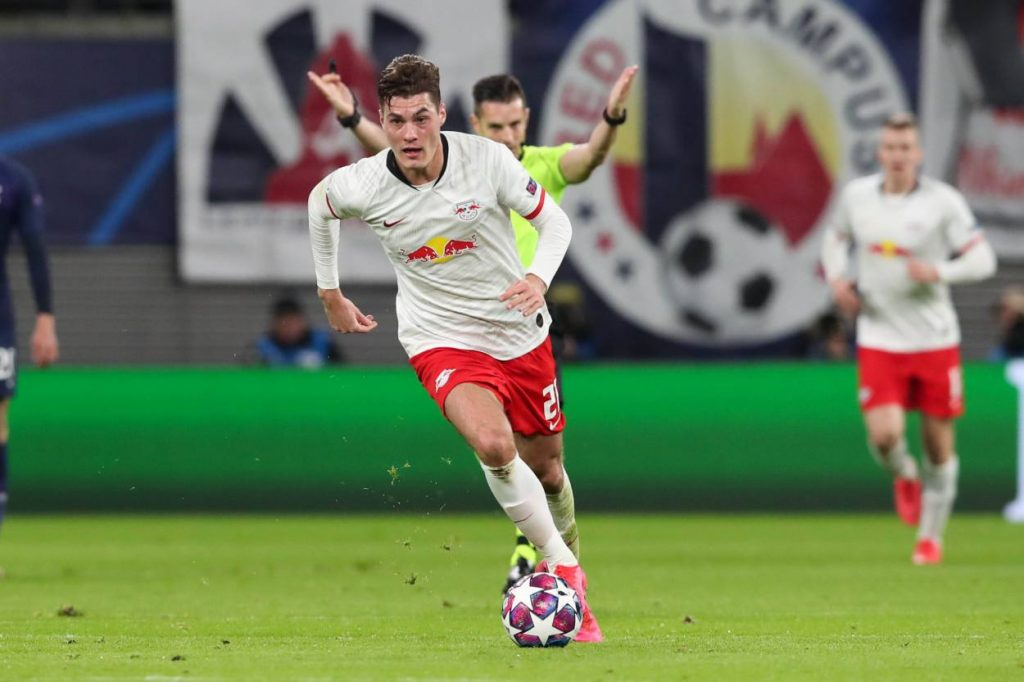 Schick, RB Leipzig