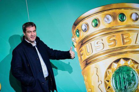 Söder, DFB, Fussball, Pokal