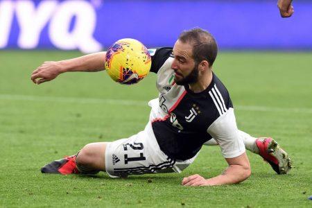 Gonzalo Higuain, Juventus Turin