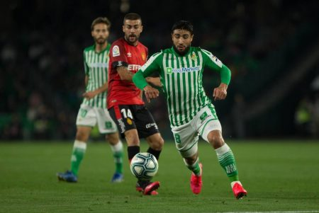 Arsenal are among one of four clubs who would like to sign Real Betis forward Nabil Fekir in the summer transfer window