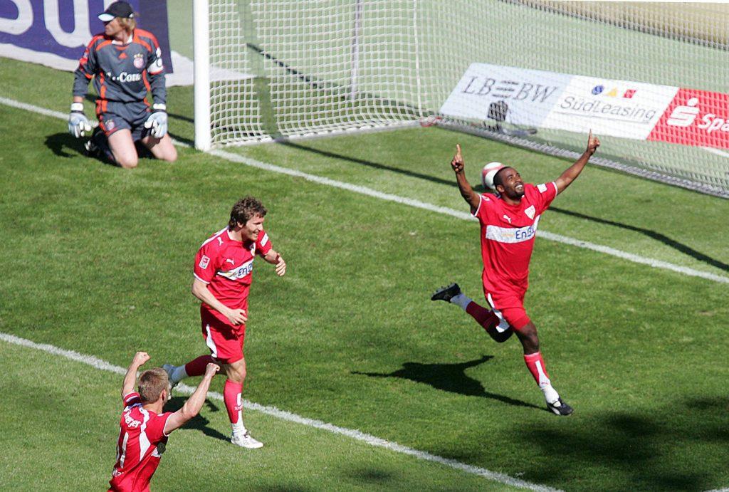 Cacau, VfB Stuttgart