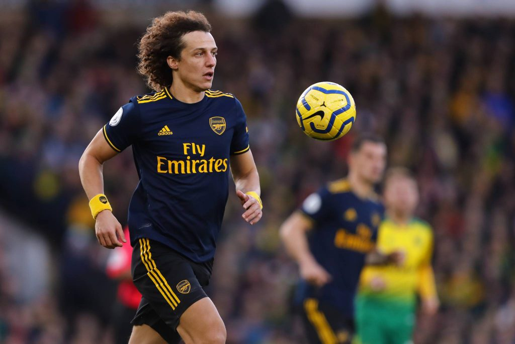 David Luiz opens up on his wish to return to Benfica one day