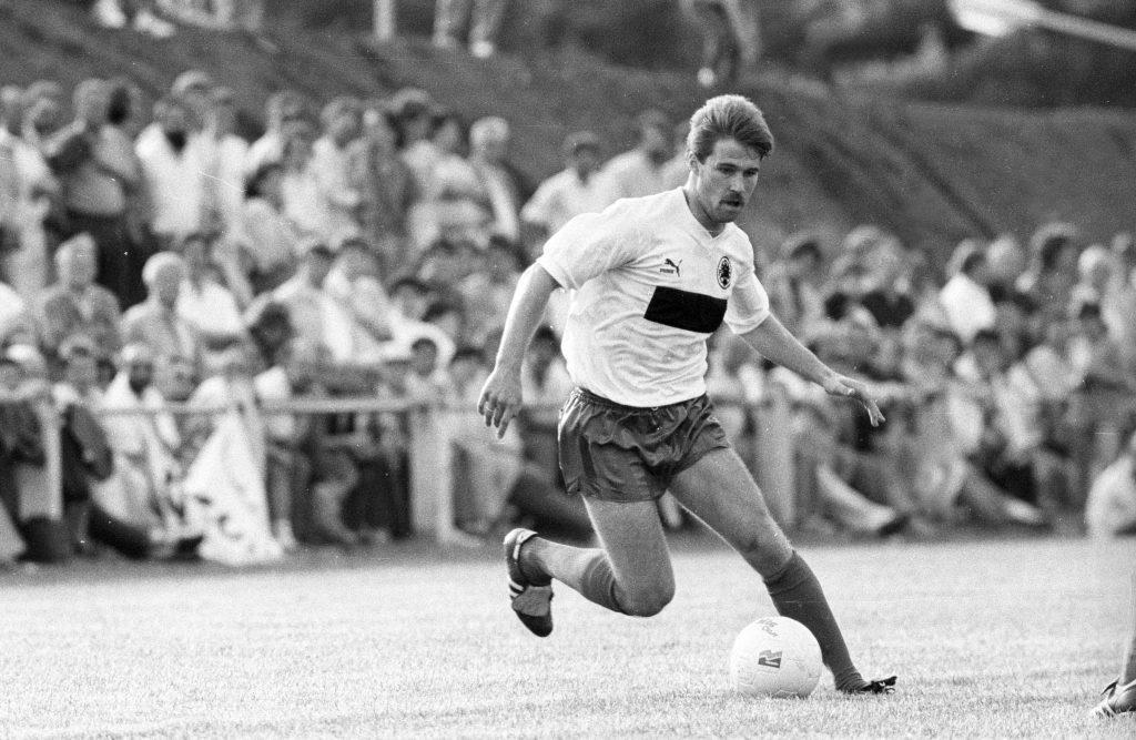 FC Homburg, Gerstner, Trikot