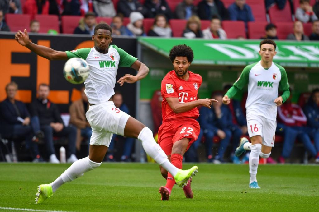 Reece Oxford, FC Augsburg
