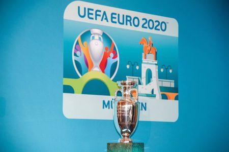 Euro 2020, Symbol, Pokal