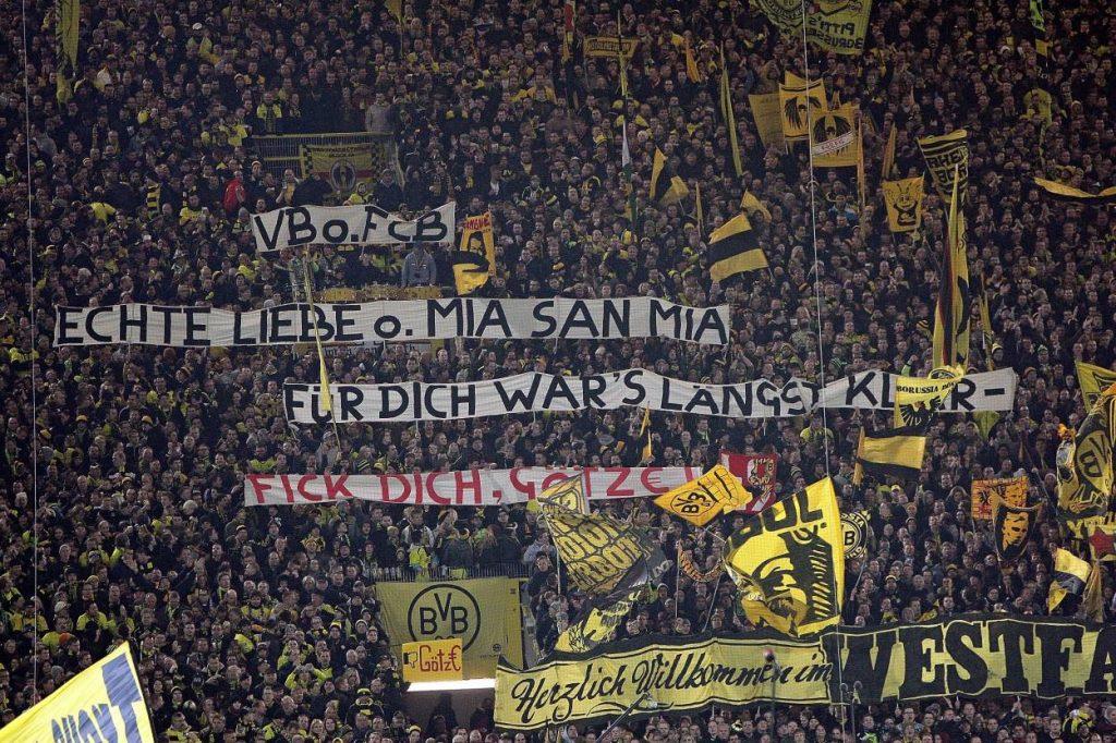 BVB, Fans, Götze