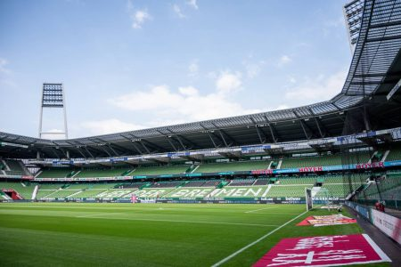 Weserstadion, Werder