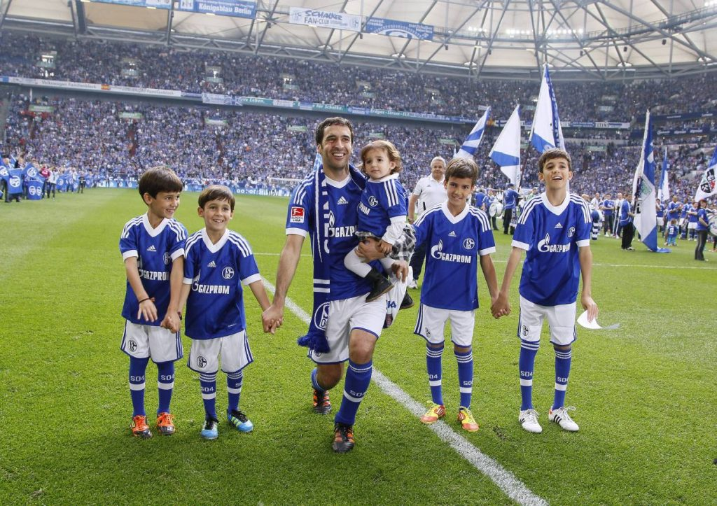 Raul, Schalke