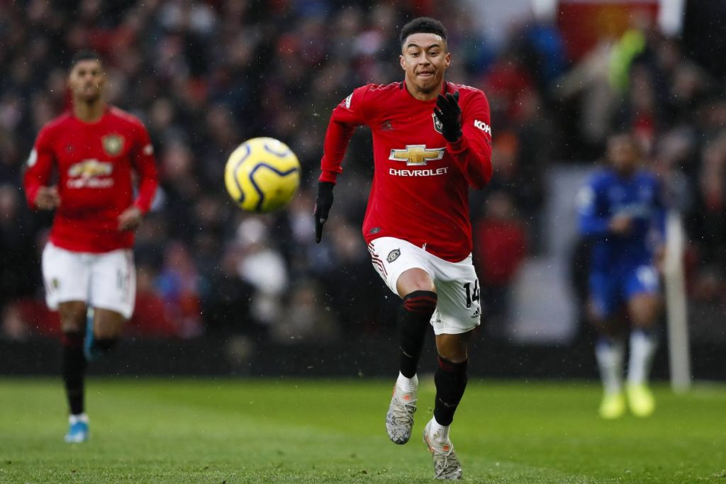 Lingard reveals how early career struggles motivated him to push further