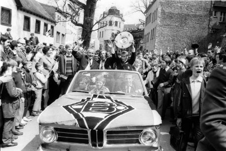 Gladbach, Meister, 1970