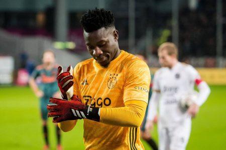 André Onana Ajax Amsterdam