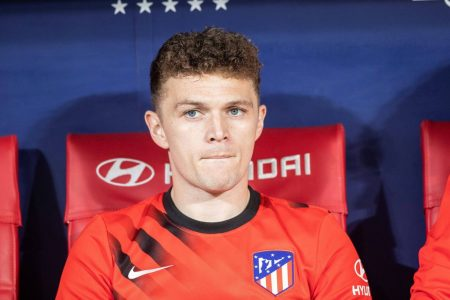 Atletico Madrid star charged for betting rules violation