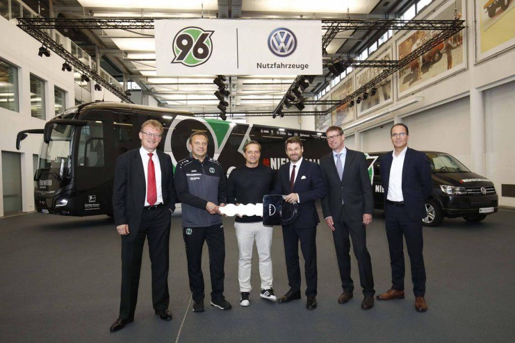 VW, Hannover 96