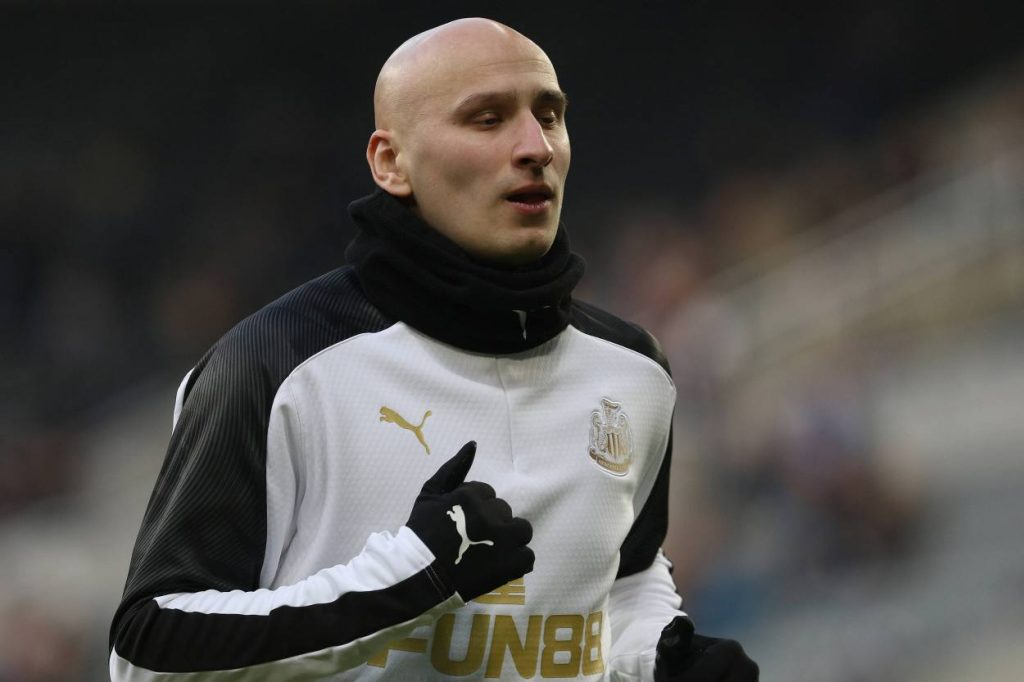 According to Matt Ritchie, Shelvey has the potential to play for the biggest teams