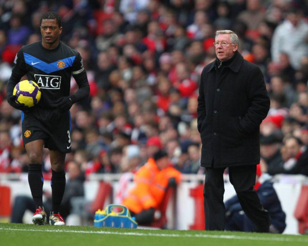 Patrice Evra reveals how Ferguson transformed his Man Utd generation