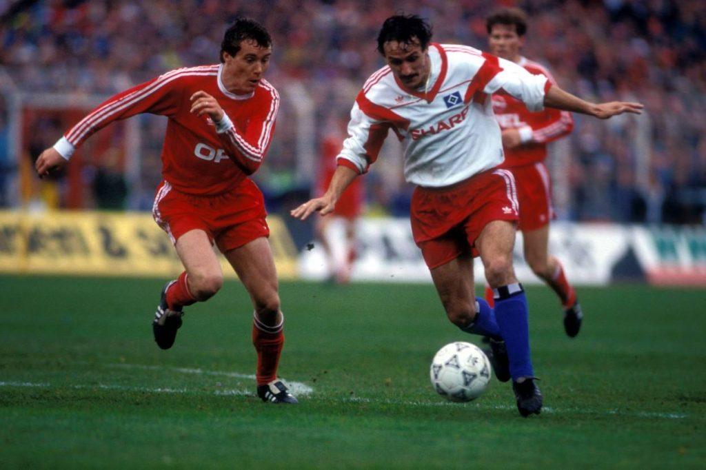 Bayern, HSV