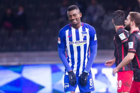 Kalou, Hertha BSC