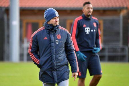Flick, Boateng, Bayern