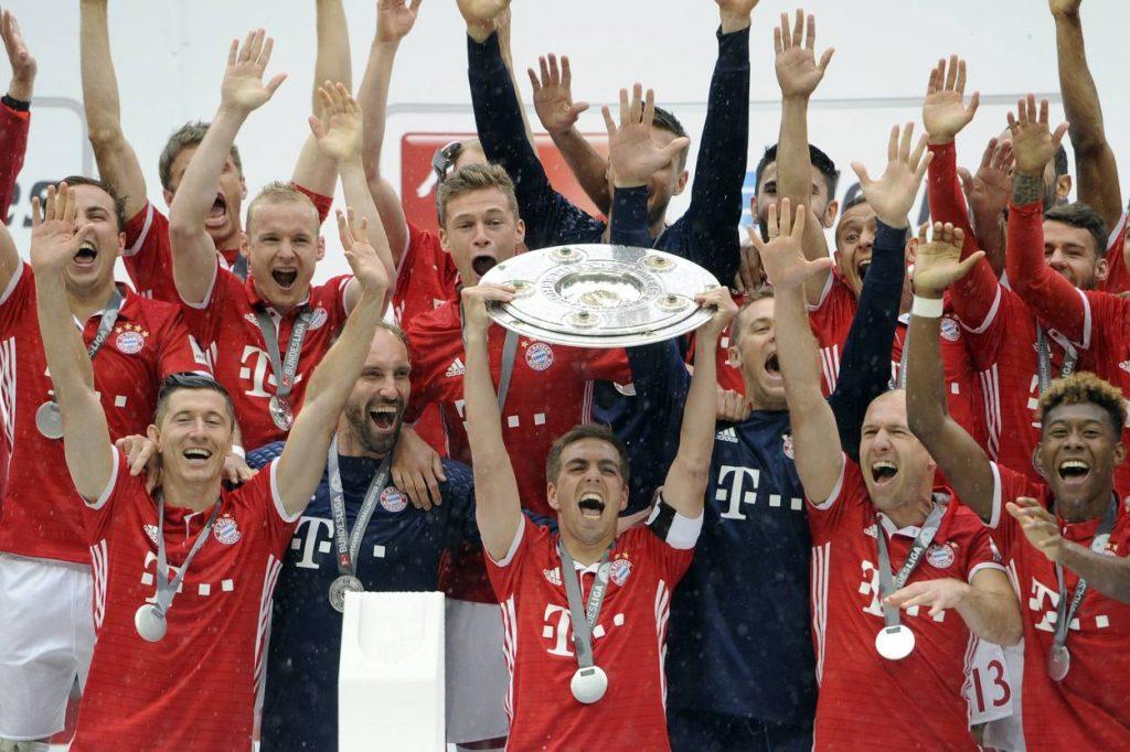 FC Bayern München, Meister