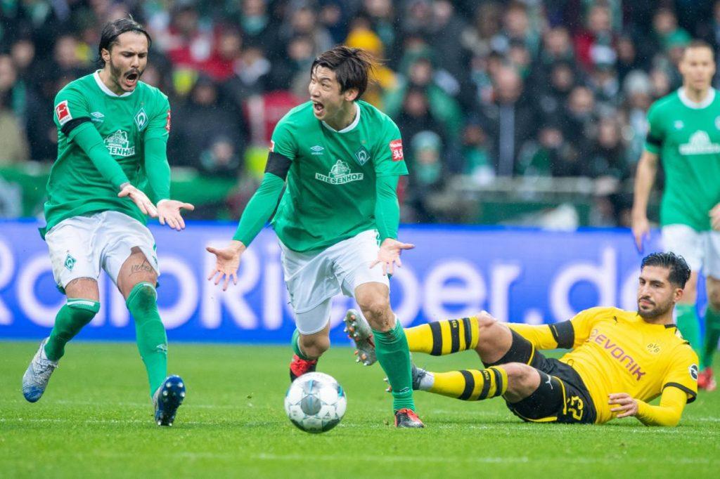 Werder Bremen, Ball