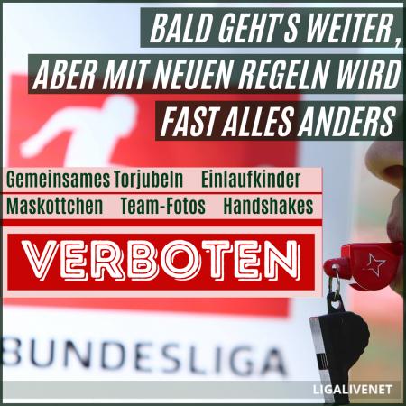 Neue Regeln Bundesliga