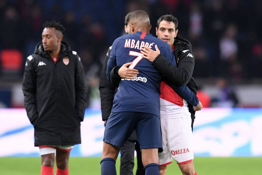 Kylian Mbappe thinks the top-scorer award should be shared with Ben Yedder