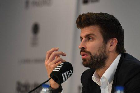 Pique slams Barcelona board