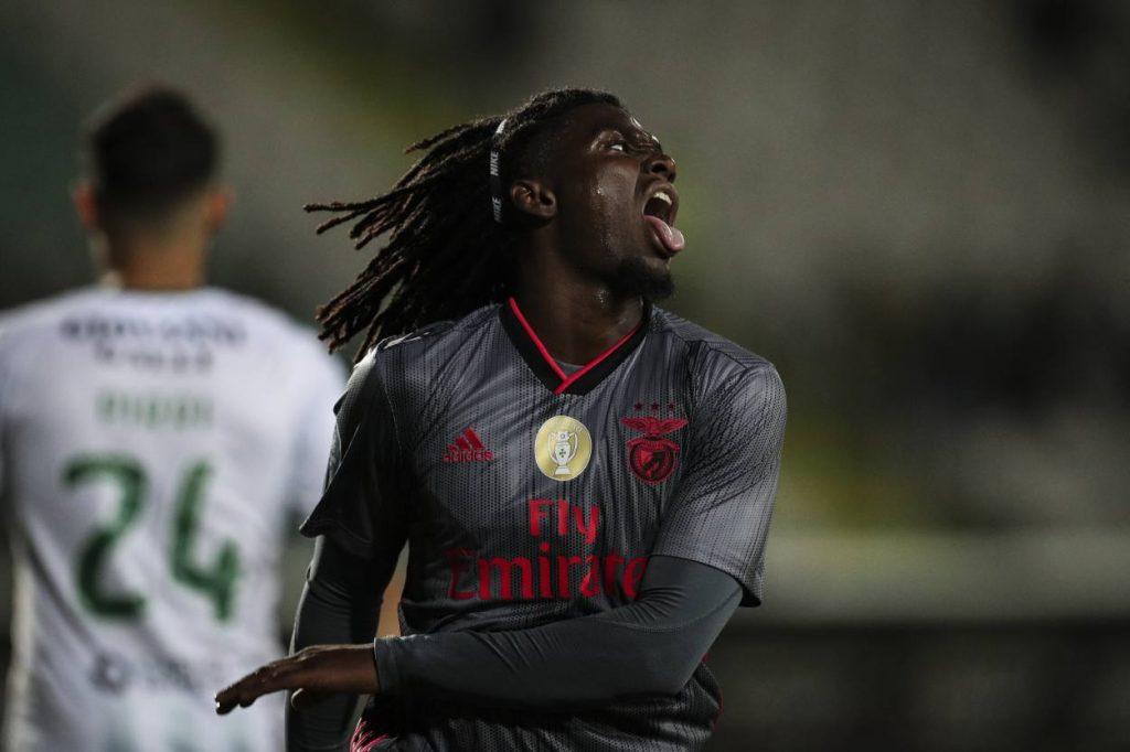 Tavares, Benfica
