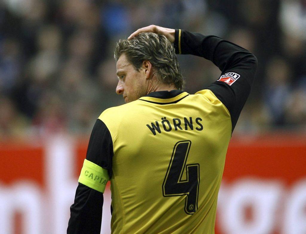 Christian Wörns Borussia Dortmund