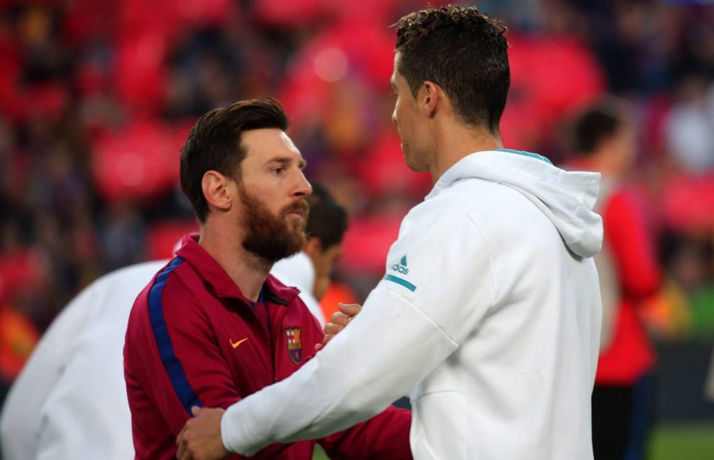 While speaking to the press ahead of Barcelona vs Juventus clash, Ronald Koeman says it is not appropriate to compare Ronaldo and Messi.