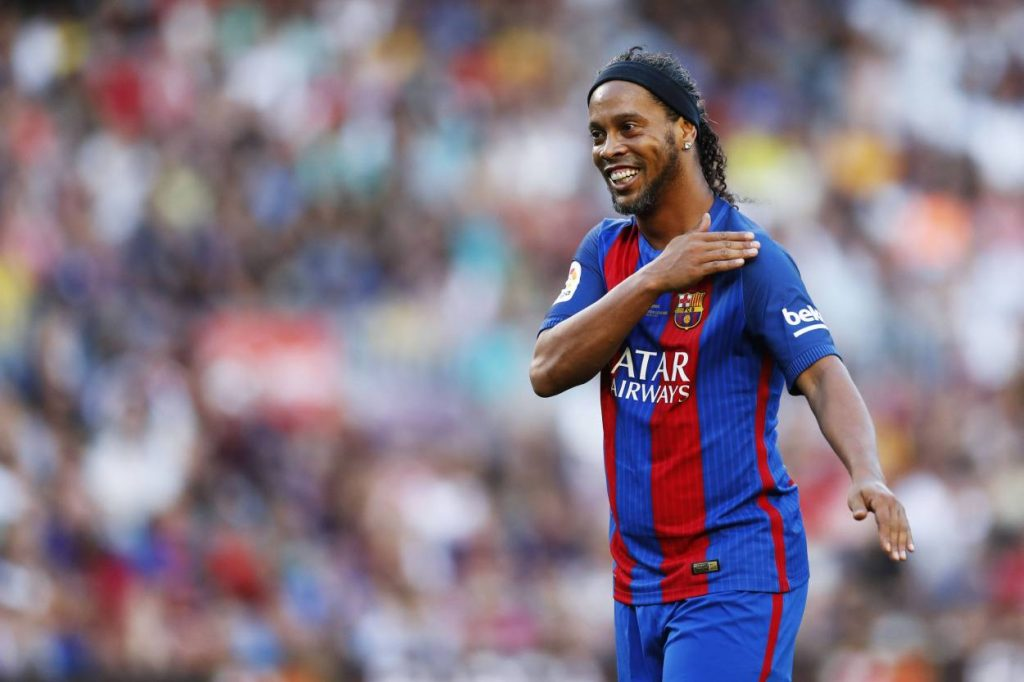 Paul Scholes reveal how close United were to signing Ronaldinho in 2003