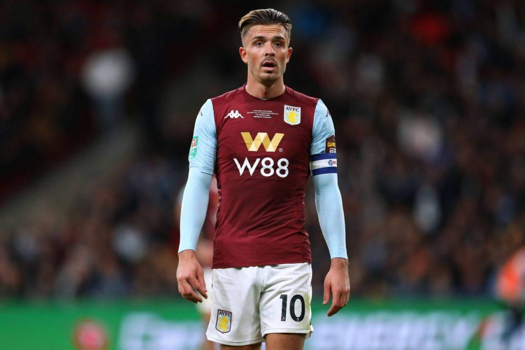 Man City set sights on Aston Villa captain Jack Grealish