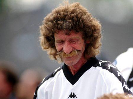 Walter Frosch spielte zuletzt im Traditionsteam des FC St. Pauli – und taugte nicht wirklich zum Vorbild.