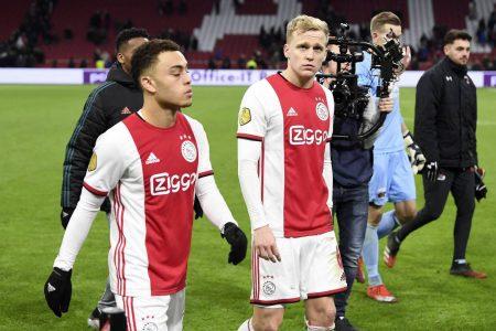 Serginho Dest Ajax Amsterdam