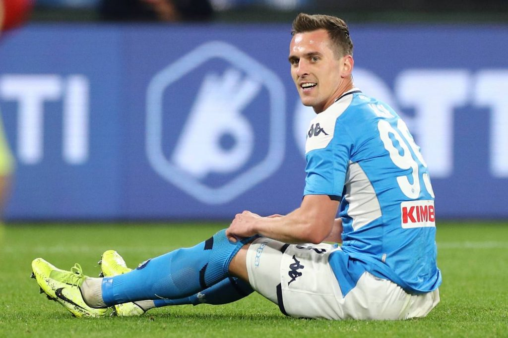 Napoli want €50m for Juventus transfer target