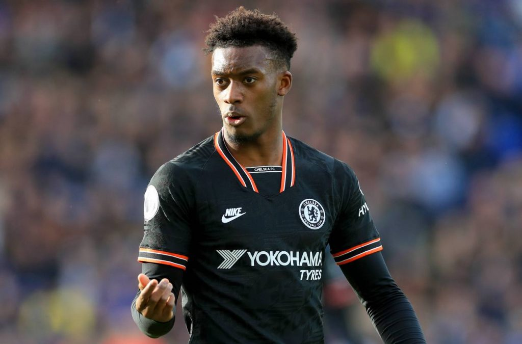 How Chelsea stopped Bayern from signing Hudson-Odoi