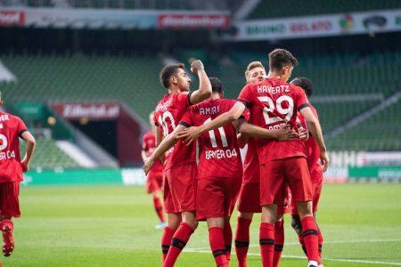 Werder Bremen Bayer Leverkusen 1:4 Kai Havertz