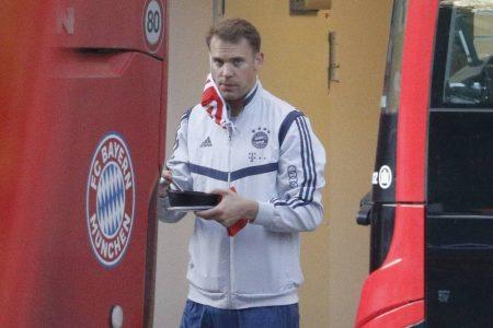 Manuel Neuer FC Bayern München Union Berlin
