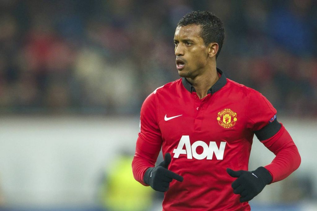 Nani received tough love at Manchester United