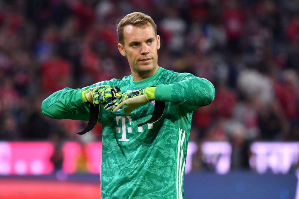 Bayern Munich news – Latest on Manuel Neuer contract