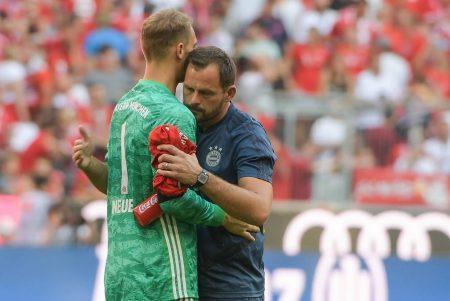 Manuel Neuer Toni Tapalovic